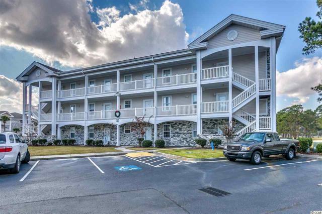 4789 Wild Iris Drive #103, Myrtle Beach, SC 29577 (MLS #1725142) :: Trading Spaces Realty