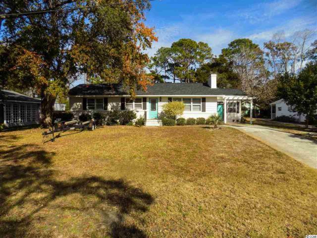 710 Jasmine Ave, Myrtle Beach, SC 29577 (MLS #1725254) :: The HOMES and VALOR TEAM