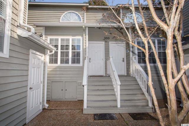 300 Cumberland Terrace 1-E, Myrtle Beach, SC 29572 (MLS #1725345) :: James W. Smith Real Estate Co.