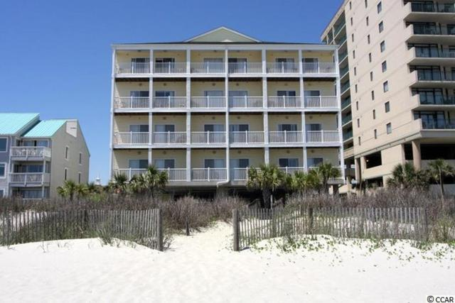 507 S Ocean #203, North Myrtle Beach, SC 29582 (MLS #1725463) :: The HOMES and VALOR TEAM