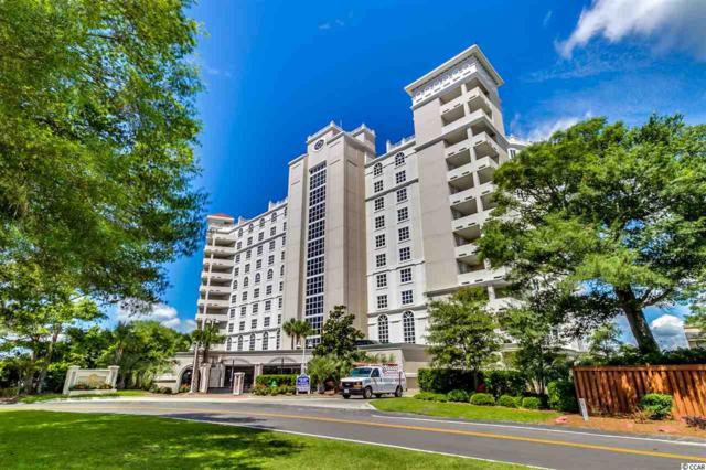 9547 Edgerton Dr. #102, Myrtle Beach, SC 29572 (MLS #1725497) :: Matt Harper Team