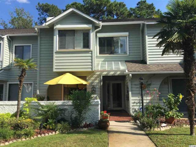 100 Shadow Moss Pl #73, North Myrtle Beach, SC 29582 (MLS #1725575) :: James W. Smith Real Estate Co.