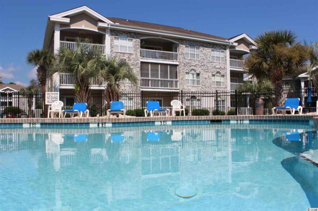 4703 Wild Iris Drive 105 #105, Myrtle Beach, SC 29577 (MLS #1725608) :: Trading Spaces Realty
