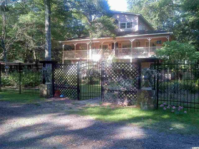 1404 Twin Oaks Drive, North Myrtle Beach, SC 29582 (MLS #1725621) :: The Hoffman Group