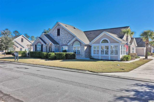 121 Stonegate #121, Murrells Inlet, SC 29576 (MLS #1725724) :: The Hoffman Group