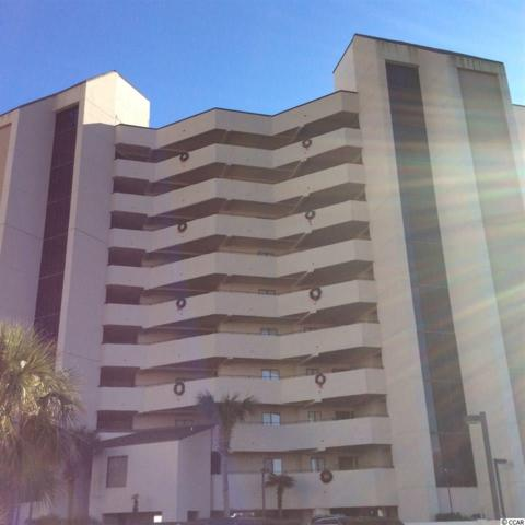 517 S Ocean Blvd #403, North Myrtle Beach, SC 29582 (MLS #1725737) :: Myrtle Beach Rental Connections
