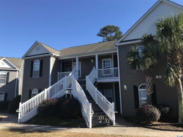 1145 Peace Pipe Place #202, Myrtle Beach, SC 29577 (MLS #1725739) :: Trading Spaces Realty