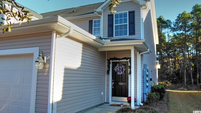1182 Fairway Lane #1182, Conway, SC 29526 (MLS #1725775) :: Myrtle Beach Rental Connections