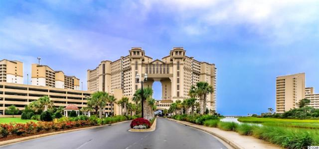 100 N Beach Blvd #712, North Myrtle Beach, SC 29582 (MLS #1725782) :: Trading Spaces Realty