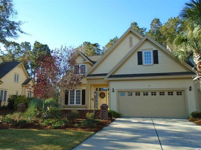 23 Courtyard Circle -, Pawleys Island, SC 29585 (MLS #1725795) :: The HOMES and VALOR TEAM