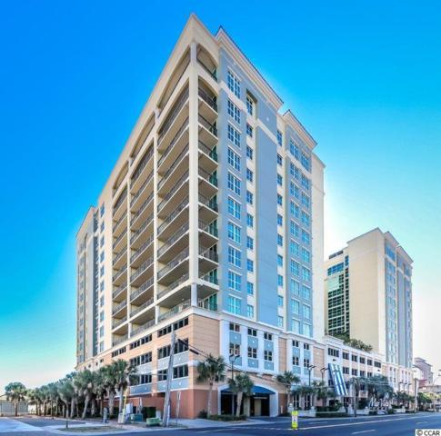 603 S Ocean Blvd #514, North Myrtle Beach, SC 29582 (MLS #1725803) :: The Hoffman Group