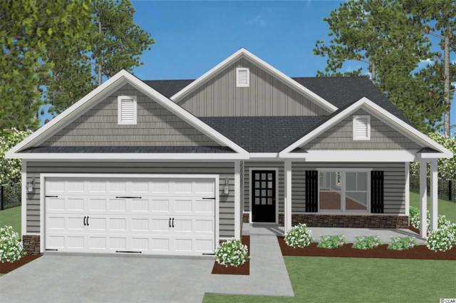 1616 Palmetto Palm Dr, Myrtle Beach, SC 29579 (MLS #1725817) :: The HOMES and VALOR TEAM