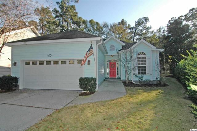 97 Redwing Court, Pawleys Island, SC 29585 (MLS #1725827) :: Myrtle Beach Rental Connections