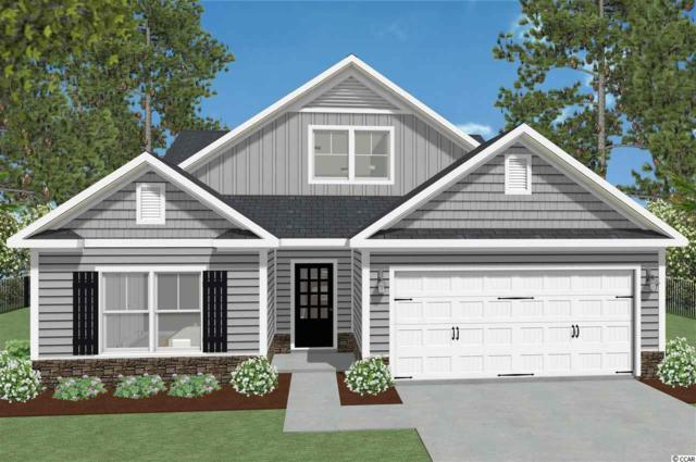 1624 Palmetto Palm Dr, Myrtle Beach, SC 29579 (MLS #1725831) :: The HOMES and VALOR TEAM