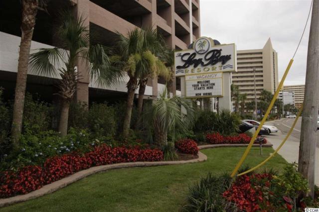 7200 N Ocean Blvd #337, Myrtle Beach, SC 29577 (MLS #1725836) :: The HOMES and VALOR TEAM