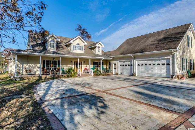 986 Folly Road, Myrtle Beach, SC 29588 (MLS #1725845) :: The HOMES and VALOR TEAM