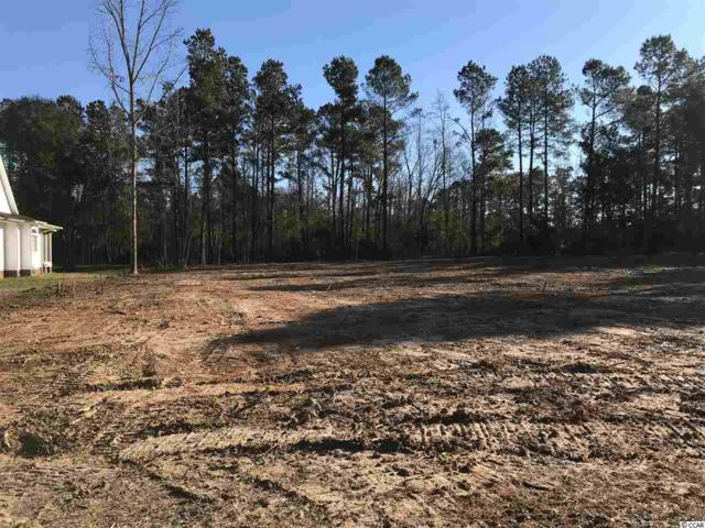 TBD Spring Garden, Conway, SC 29527 (MLS #1725881) :: The HOMES and VALOR TEAM