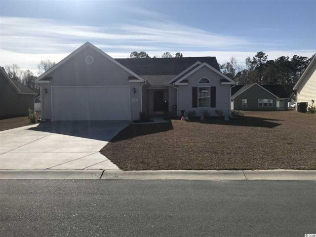 118 Woodland Park Loop, Murrells Inlet, SC 29576 (MLS #1725892) :: The HOMES and VALOR TEAM
