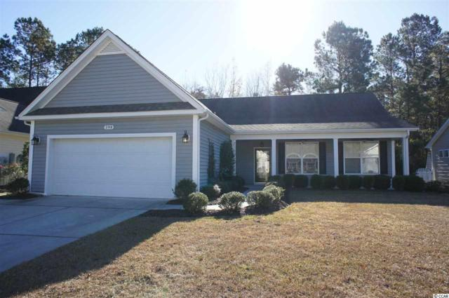 290 Myrtle Grande Drive, Conway, SC 29526 (MLS #1725893) :: The HOMES and VALOR TEAM