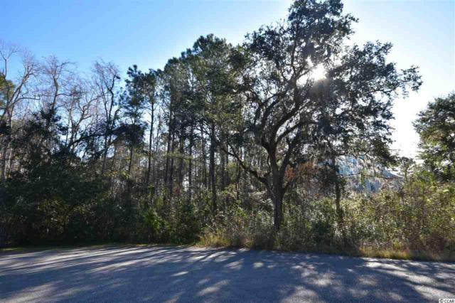 Lot 75 Jason Dr., Pawleys Island, SC 29585 (MLS #1725896) :: James W. Smith Real Estate Co.