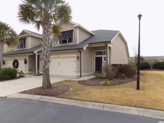 126 Parmelee Drive F, Murrells Inlet, SC 29576 (MLS #1725926) :: The HOMES and VALOR TEAM