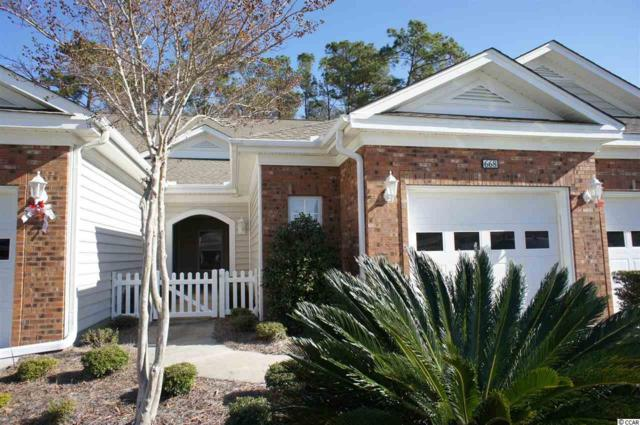 668 Misty Hammock Drive 79B, Murrells Inlet, SC 29576 (MLS #1725928) :: The HOMES and VALOR TEAM