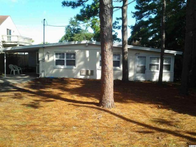 1902 Edge Drive, North Myrtle Beach, SC 29582 (MLS #1725939) :: Resort Brokerage