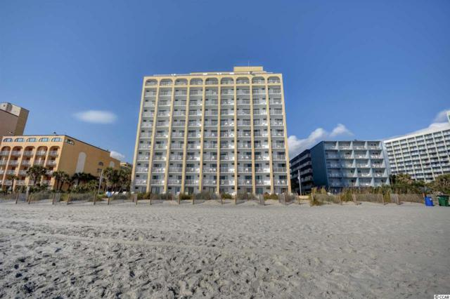 1207 S Ocean Blvd #21001, Myrtle Beach, SC 29577 (MLS #1725946) :: Resort Brokerage