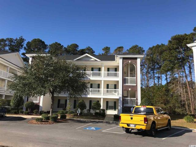 1192 River Oaks Drive 28F, Myrtle Beach, SC 29579 (MLS #1725952) :: Trading Spaces Realty