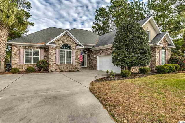509 Quincy Hall Drive, Myrtle Beach, SC 29579 (MLS #1725965) :: The HOMES and VALOR TEAM