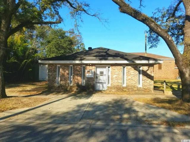 219 Dozier Street, Georgetown, SC 29440 (MLS #1725995) :: The Litchfield Company