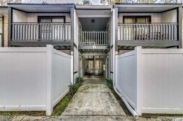 950 Forestbrook Road D-1, Myrtle Beach, SC 29579 (MLS #1726075) :: The Hoffman Group