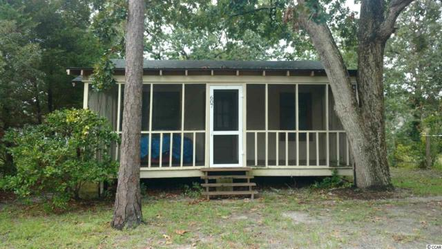 607 S 38th Ave, North Myrtle Beach, SC 29582 (MLS #1726101) :: The Litchfield Company