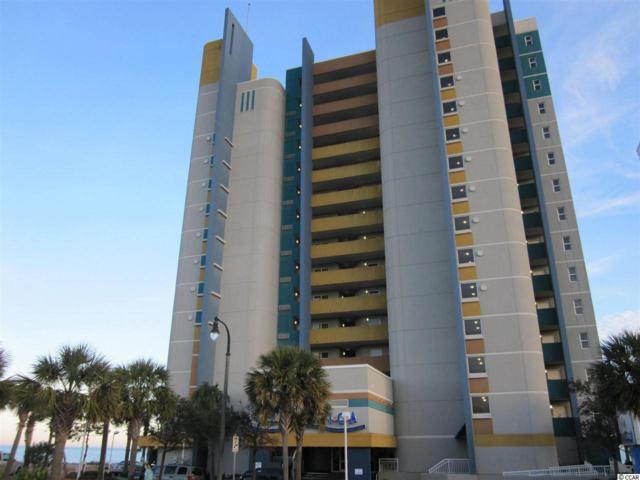 1700 N Ocean Boulevard #852, Myrtle Beach, SC 29577 (MLS #1726193) :: The HOMES and VALOR TEAM