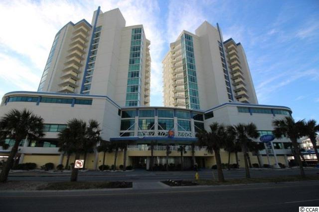 300 N Ocean Blvd #824, North Myrtle Beach, SC 29582 (MLS #1726195) :: Sloan Realty Group