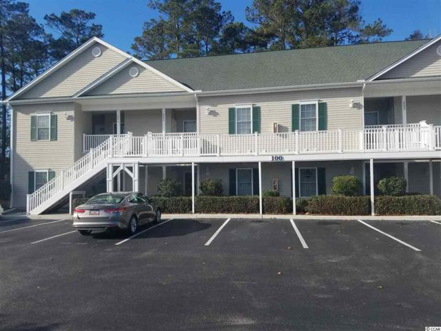 100 Lazy Willow Lane #101, Myrtle Beach, SC 29588 (MLS #1726206) :: SC Beach Real Estate