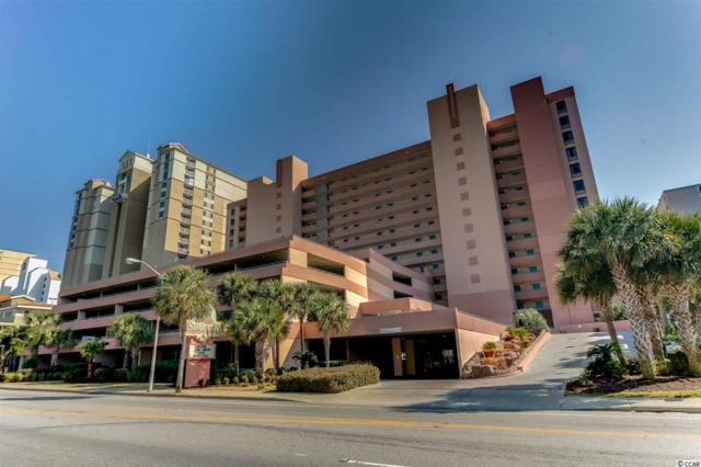2207 S Ocean Blvd. #1216, Myrtle Beach, SC 29577 (MLS #1726229) :: Trading Spaces Realty