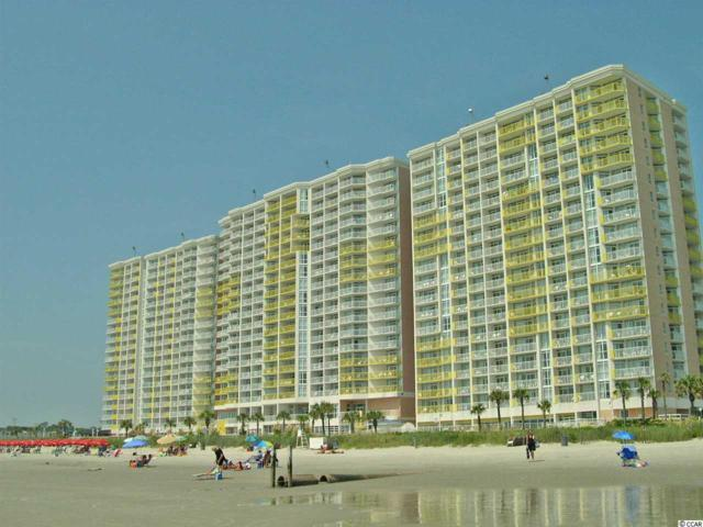 2701 S Ocean Blvd. #609, North Myrtle Beach, SC 29582 (MLS #1726245) :: The Greg Sisson Team with RE/MAX First Choice