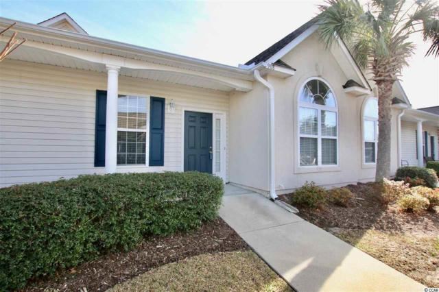 908 Wrigley Drive 17-3, Myrtle Beach, SC 29588 (MLS #1726324) :: The Greg Sisson Team with RE/MAX First Choice