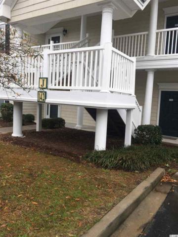 142 Scotchbroom Drive J-103, Little River, SC 29566 (MLS #1726361) :: James W. Smith Real Estate Co.