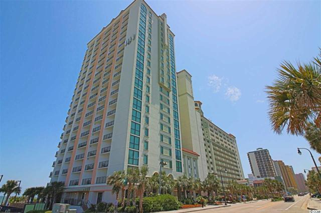 3000 N Ocean Blvd #1203 #1203, Myrtle Beach, SC 29577 (MLS #1726431) :: The Litchfield Company