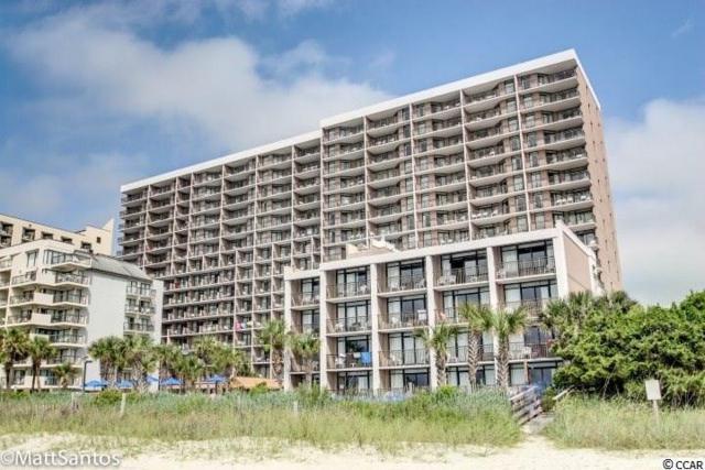 7200 N Ocean Blvd. #551, Myrtle Beach, SC 29577 (MLS #1726432) :: The Hoffman Group