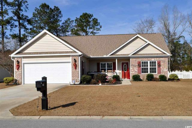 117 Echaw Drive, Conway, SC 29526 (MLS #1726444) :: Myrtle Beach Rental Connections