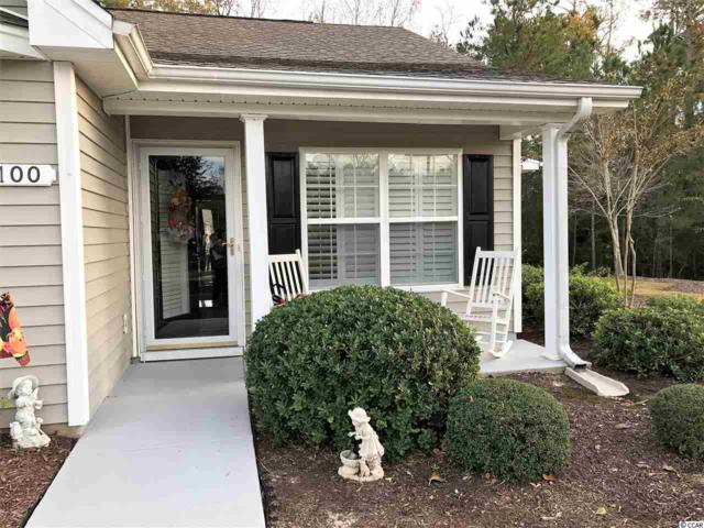 100 Madrid Dr #100, Murrells Inlet, SC 29576 (MLS #1726480) :: The Litchfield Company