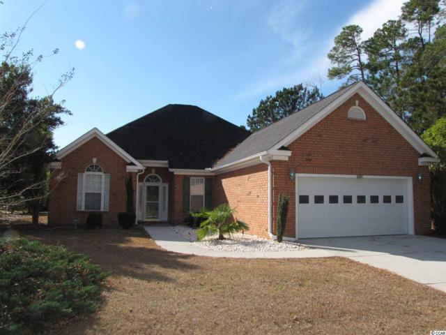 713 Helms Way, Conway, SC 29526 (MLS #1726522) :: The Greg Sisson Team with RE/MAX First Choice