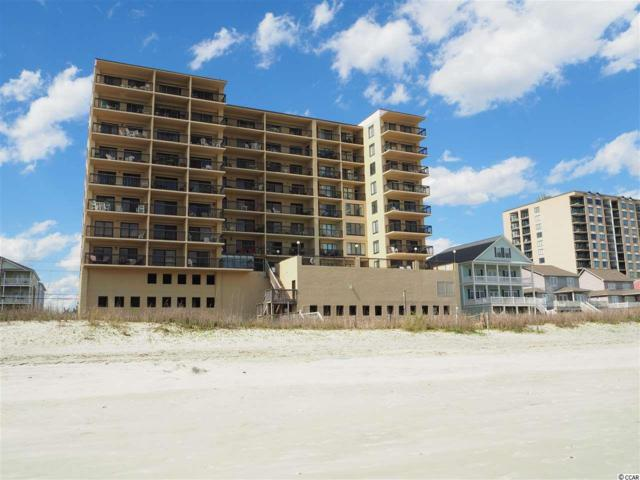 4000 N Ocean Blvd #604, North Myrtle Beach, SC 29582 (MLS #1726530) :: The Litchfield Company