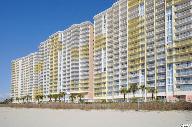 2701 S Ocean Blvd #736, North Myrtle Beach, SC 29582 (MLS #1726561) :: James W. Smith Real Estate Co.