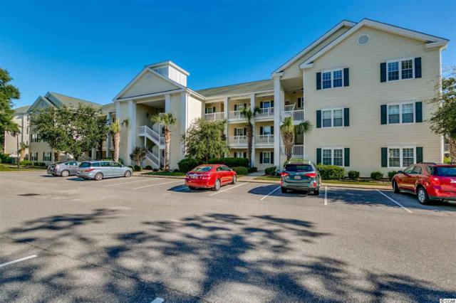 601 Hillside Drive #3722, North Myrtle Beach, SC 29582 (MLS #1726575) :: Trading Spaces Realty