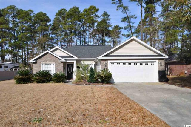 162 Lander Drive, Conway, SC 29526 (MLS #1800039) :: The Litchfield Company