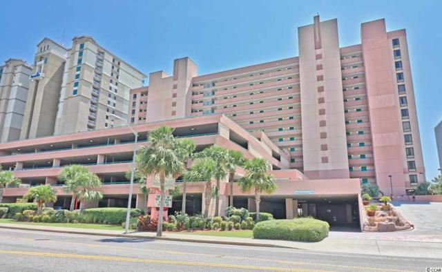 2207 S Ocean Blvd #709 #709, Myrtle Beach, SC 29577 (MLS #1800079) :: Trading Spaces Realty